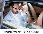 using a navigation app means he ... | Shutterstock . vector #515578780