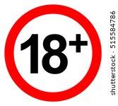 under eighteen years... | Shutterstock .eps vector #515584786