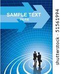 global business | Shutterstock .eps vector #51561994