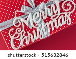 christmas greeting card.   Shutterstock . vector #515632846