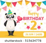 Birthday Party Card. Birthday...