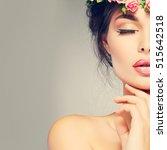 photos from bleaching toning... | Shutterstock . vector #515642518