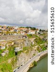 panorama of porto  portugal | Shutterstock . vector #515655610