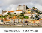 porto  portugal   jun 21  2014  ... | Shutterstock . vector #515679850