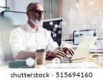 concept of digital screen... | Shutterstock . vector #515694160
