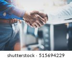 close up view of business... | Shutterstock . vector #515694229