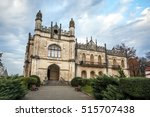 dadiani palace located inside a ... | Shutterstock . vector #515707438
