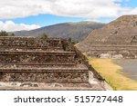 moon pyramid  piramide de luna  ... | Shutterstock . vector #515727448