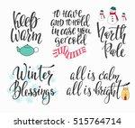 season life style inspiration... | Shutterstock .eps vector #515764714