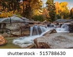 indian summer at the mount... | Shutterstock . vector #515788630