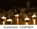 Christmas Decoration  Candles...