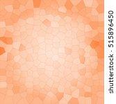 orange abstract watercolor... | Shutterstock . vector #515896450