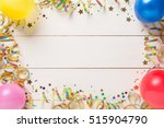 decoration for the party.... | Shutterstock . vector #515904790