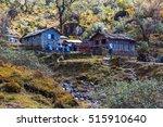 Stone Houses Of Small Himalaya...