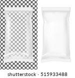 transparent packaging for... | Shutterstock .eps vector #515933488