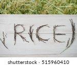 thairice thaifood riceberry for ... | Shutterstock . vector #515960410