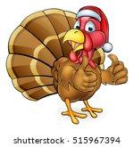 cartoon thanksgiving or... | Shutterstock .eps vector #515967394