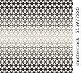 triangular star shapes halftone ...   Shutterstock .eps vector #515977330