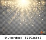 abstract light overlay effect... | Shutterstock .eps vector #516036568