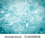 ice for background | Shutterstock . vector #516048838
