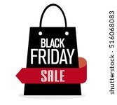black friday sale | Shutterstock .eps vector #516068083