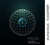 science concept design.... | Shutterstock .eps vector #516069889
