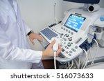 Ultrasound Machine Doctor's...