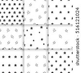 hand drawn pattern ...   Shutterstock .eps vector #516121024
