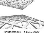 abstract architecture.... | Shutterstock .eps vector #516173029