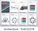 infographic vector set.... | Shutterstock .eps vector #516212278