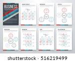 infographic vector set....   Shutterstock .eps vector #516219499