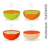 vector illustration for hot... | Shutterstock .eps vector #516256453