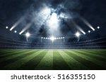 stadium  3d rendering | Shutterstock . vector #516355150