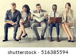 business people data... | Shutterstock . vector #516385594