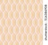 decorative background  seamless ... | Shutterstock .eps vector #516386908