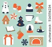 stock vector illustration of... | Shutterstock .eps vector #516556234