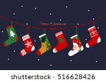 Christmas Socks.