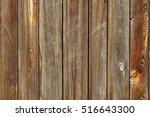 vertical barn wooden wall... | Shutterstock . vector #516643300