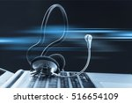 call. | Shutterstock . vector #516654109