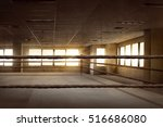 empty ring boxing arena for... | Shutterstock . vector #516686080