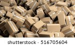 3d rendering closed moving... | Shutterstock . vector #516705604