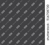 new year design template.... | Shutterstock .eps vector #516708730