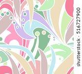 design seamless pattern....   Shutterstock .eps vector #516727900