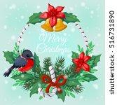 vector illustration made in a... | Shutterstock .eps vector #516731890