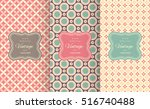 charming different vector... | Shutterstock .eps vector #516740488