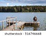 kopanica  poland   august 7 ... | Shutterstock . vector #516746668