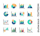 business data market... | Shutterstock .eps vector #516750244