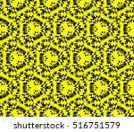 abstract geometric wallpaper.... | Shutterstock .eps vector #516751579