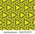 abstract geometric wallpaper.... | Shutterstock .eps vector #516751579