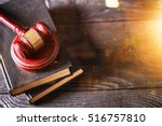 law. | Shutterstock . vector #516757810